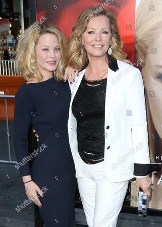 Cheryl Ladd and daughter Jordan Ladd