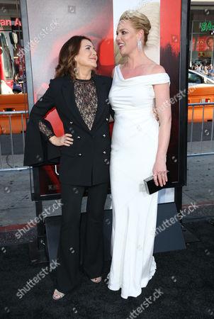 Denise Di Novi and Katherine Heigl
