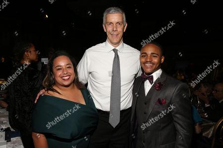 Editorial photo of Promise Night Gala, New York, USA - 18 Apr 2017
