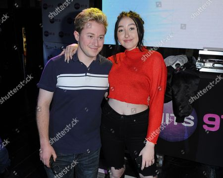 Stock Picture of Reed Alexander, Noah Cyrus