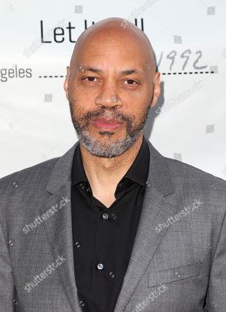 Editorial picture of 'Let It Fall: Los Angeles 1982-1992' TV show premiere, Los Angeles, USA - 18 Apr 2017