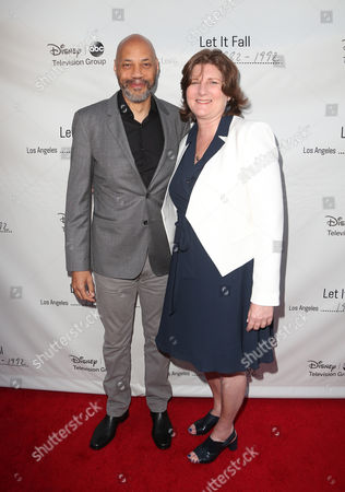 Editorial image of 'Let It Fall: Los Angeles 1982-1992' TV show premiere, Los Angeles, USA - 18 Apr 2017