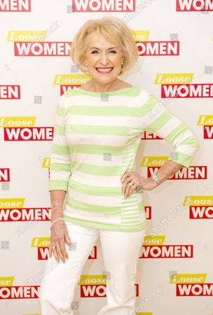 Editorial photo of 'Loose Women' TV show, London, UK - 19 Apr 2017