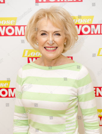 Editorial picture of 'Loose Women' TV show, London, UK - 19 Apr 2017