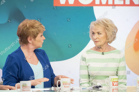 Anne Diamond, Rosemary Conley