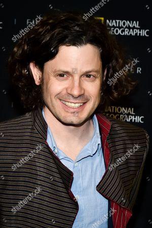 Stock Image of Aaron Huey