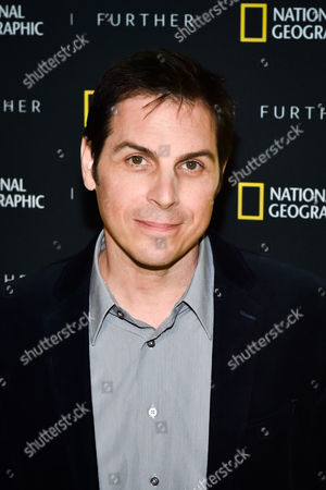 Editorial picture of National Geographic's Further Front, Arrivals, New York, USA - 19 Apr 2017