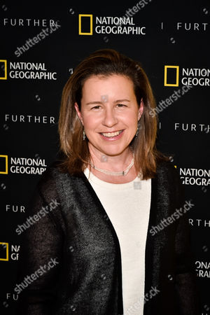Editorial image of National Geographic's Further Front, Arrivals, New York, USA - 19 Apr 2017