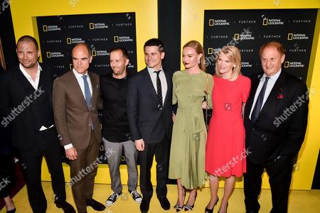 Jeremy Sisto, Michael Kelly, Guest, Jason Ritter, Kate Bosworth, Martha Raddatz?, Mike Medavoy, Carolyn Bernstein