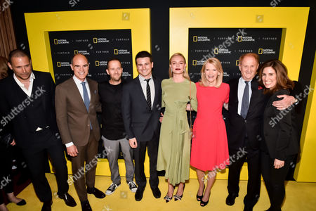 Jeremy Sisto, Michael Kelly, Guest, Jason Ritter, Kate Bosworth, Martha Raddatz, Mike Medavoy, Carolyn Bernstein