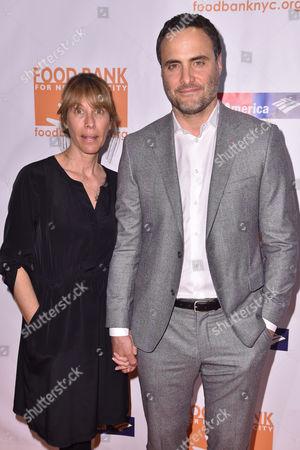 Dominic Fumusa and Ilana Levine