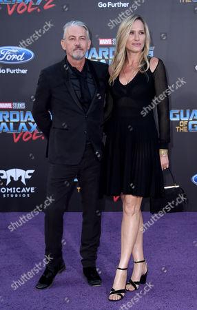 Tommy Flanagan and Dina Livingston