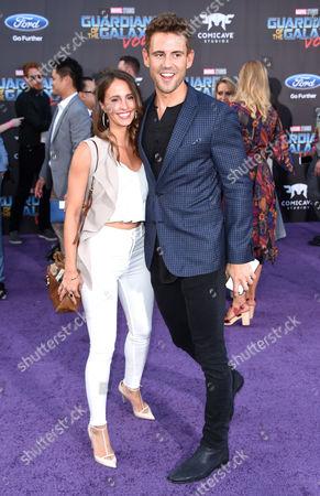 Evan Jones and Rebecca Glatt