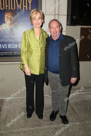 Stock Picture of Jill Eikenberry and Michael Tucker