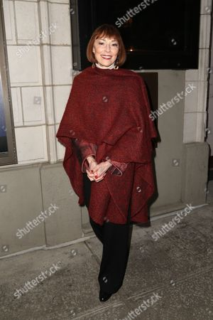 Editorial image of 'The Little Foxes' play opening night, New York, USA - 19 Apr 2017