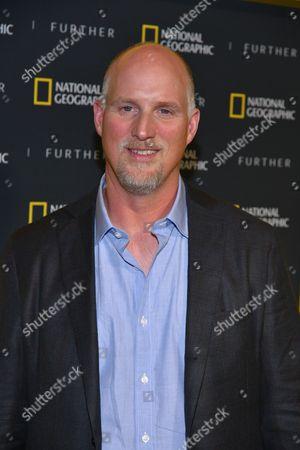 Stock Photo of Paul Nicklen