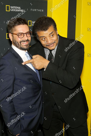 Editorial image of National Geographic's Further Front Event In New York City - Yellow Carpet, New York, USA - 19 Apr 2017
