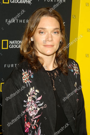Editorial photo of National Geographic's Further Front Event In New York City - Yellow Carpet, New York, USA - 19 Apr 2017