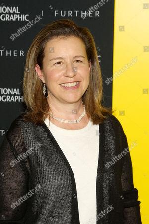 Stock Picture of Claudia Kalb