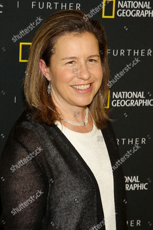 Editorial picture of National Geographic's Further Front Event In New York City - Yellow Carpet, New York, USA - 19 Apr 2017