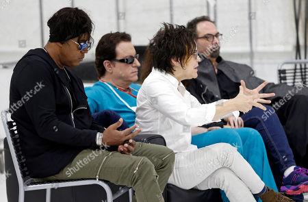 Editorial image of Music Prince Revolution Reunion, Minneapolis, USA - 19 Apr 2017
