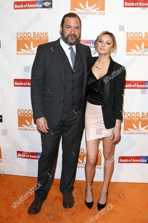 Editorial photo of Food Bank for New York City's Can Do Awards Dinner, Arrivals, New York, USA - 19 Apr 2017