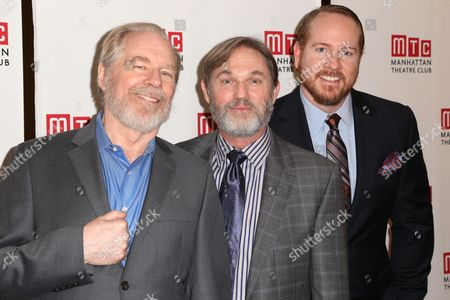 Michael McKean, Richard Thomas, Darren Goldstein