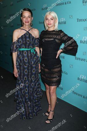 Cynthia Rowley and daughter Kit Keenan