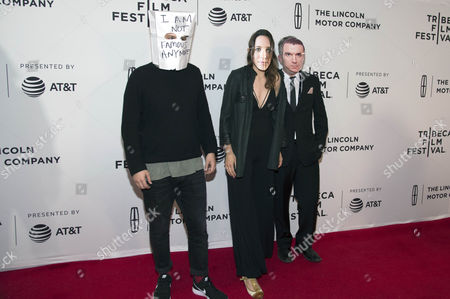 Editorial photo of 'Flames' screening, Arrivals, Tribeca Film Festival, New York, USA - 20 Apr 2017
