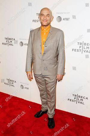 Editorial photo of 'Genius' TV show screening, Arrivals, Tribeca Film Festival, New York, USA - 20 Apr 2017