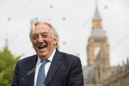 Editorial picture of Bob Marshall-Andrews defects from the Labour Party to the Liberal Democrats, London, UK - 20 Apr 2017
