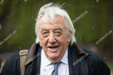Editorial image of Bob Marshall-Andrews defects from the Labour Party to the Liberal Democrats, London, UK - 20 Apr 2017
