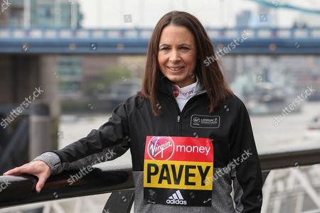 Joanne Pavey.