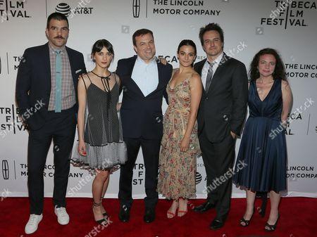 Zachary Quinto, Sheila Vand, Brian Shoaf, Jenny Slate, Neal Dodson, Susan Leber