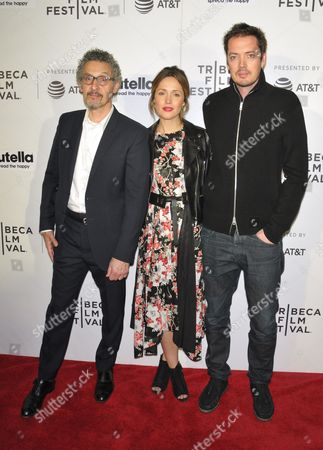 John Turturro, Rose Byrne and Marcus Wainwright