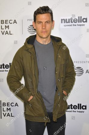 Editorial picture of 'Where There's Smoke' screening, Arrivals, Tribeca Film Festival, New York, USA - 21 Apr 2017
