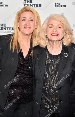 Judith Kasen Windsor (L), Edie Windsor (R)