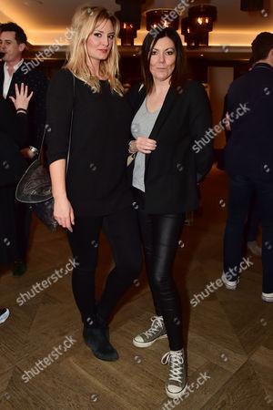 Morgana Robinson and Fiona Allen