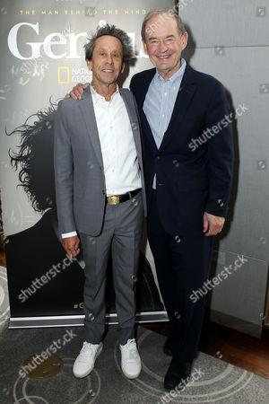 Brian Grazer, David Boies