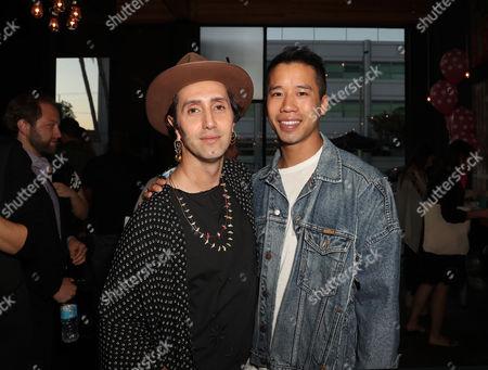 Adir Abergel and Jared Eng