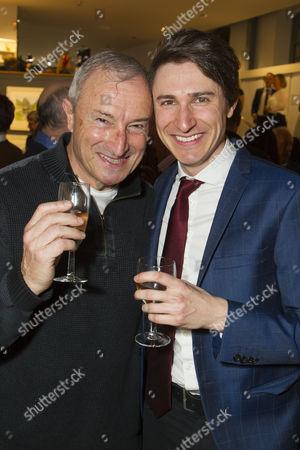 Jim Rosenthal and Tom Rosenthal (Donald)