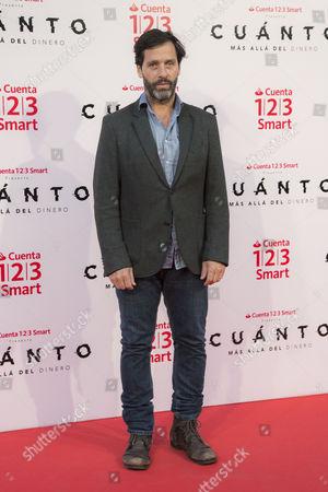 Editorial photo of 'Cuando mas alla del Dinero' film premiere, Madrid, Spain - 20 Apr 2017