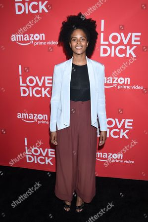 Editorial picture of 'I Love Dick' TV show premiere, Arrivals, Los Angeles, USA - 20 Apr 2017