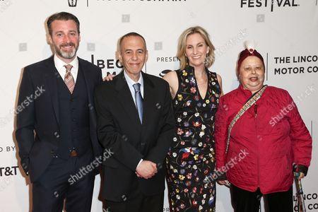 Editorial photo of 'Gilbert' film premiere, Arrivals, Tribeca Film Festival, New York, USA - 20 Apr 2017