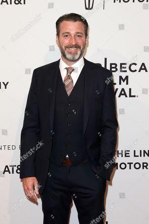 Stock Picture of Neil Berkeley