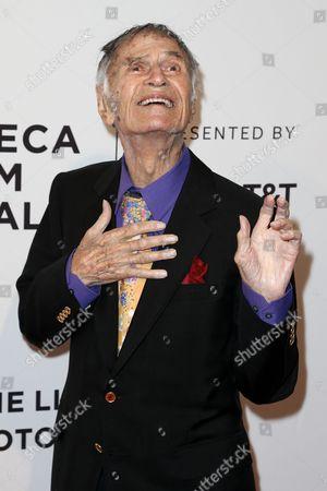 Editorial picture of 'Gilbert' film premiere, Arrivals, Tribeca Film Festival, New York, USA - 20 Apr 2017