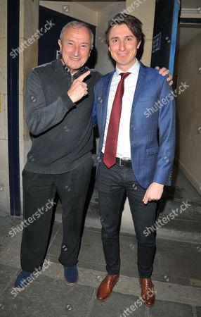 Jim Rosenthal and Tom Rosenthal
