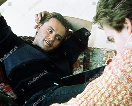 'Killing Priscilla'   TV Stephan Elliot, Left, Talks with Ewan Mcgregor.