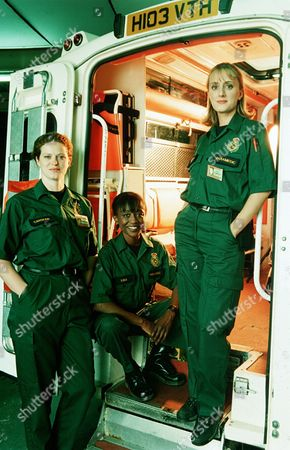 ' Picking Up the Pieces'   TV Rachel Sanders, Diane Parish and Jenna Russell