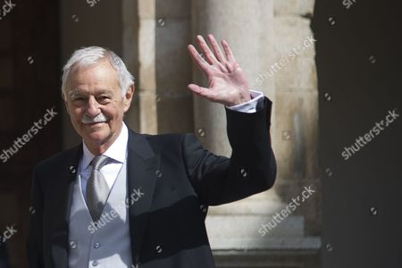 Editorial photo of Cervantes Awards Ceremony, Madrid, Spain - 20 Apr 2017